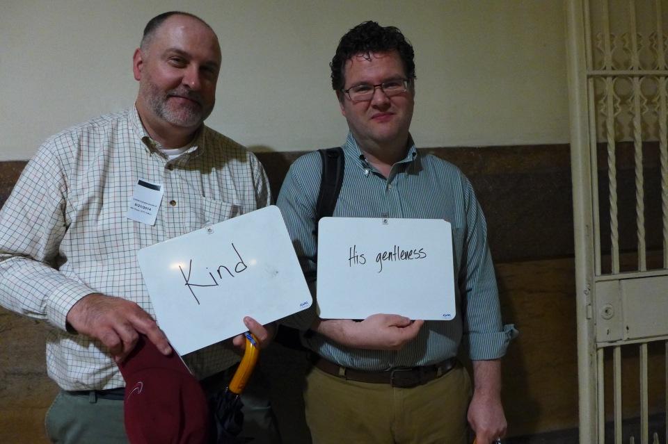 Philadelphia Chris and Keith show us