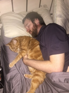 Johnsleepscats
